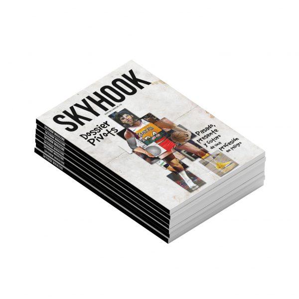 Skyhook Magazine suscripción
