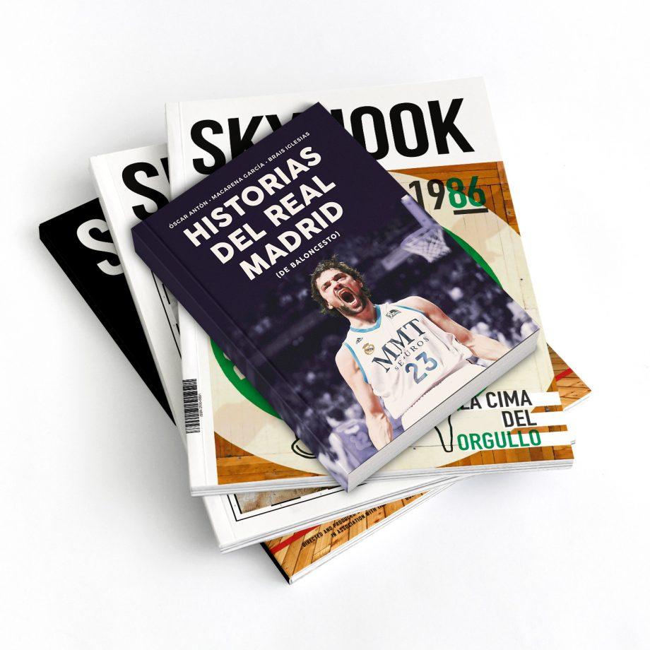 Suscripción anual + libro Historias del Real Madrid